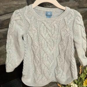 Baby gap knit sweater!